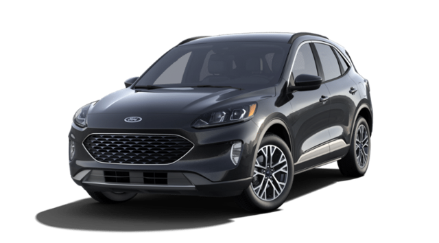 New 2020 Ford Escape SEL SUV for Sale in Oneonta NY